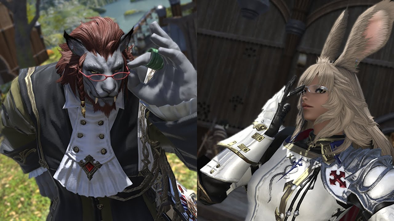 FFXIV: Headgear for Viera/Hrothgar | Letter From the Producer #62