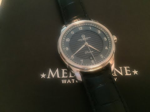 Melbourne Watch Portsea Heritage Stunning Affordable Dress Watch Review
