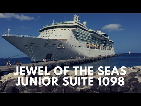 Jewel of the Seas Junior Suite 1098