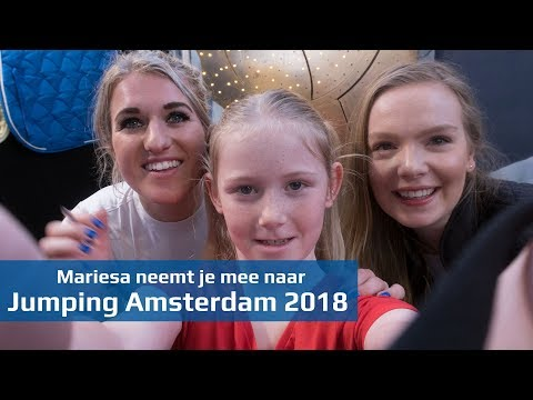 Jumping Amsterdam 2018! Met Jeroen Dubbeldam, B Britt Dekker en een leuke winactie!