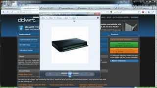 Ödev-1 Kablosuz bir Yönlendirici DD-WRT yükleme -