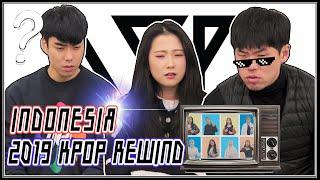 Download lagu perusahaan Pelatih vokal korea WIP COMPANY mereview video 2019 KPOP Rewind indonesia ?[SUB:IDN, KOR]