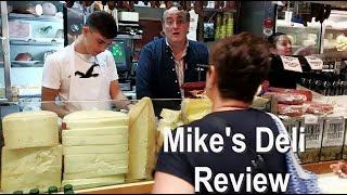 Mike's Deli Review - Bronx NY