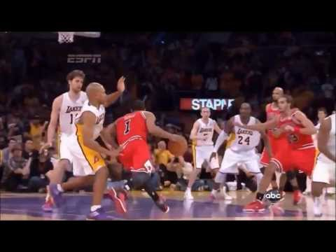 Derrick Rose Will Rise Again- Southside Chicago Mix 2013