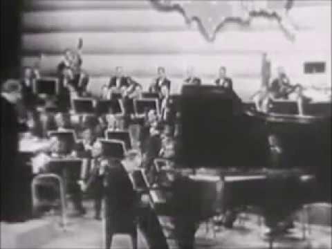 Josef Hofmann Televised Footage - 1945