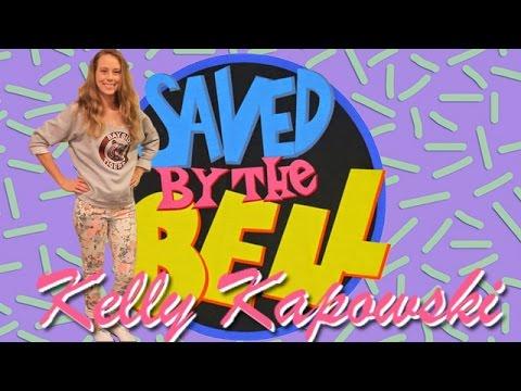 DIY Saved by the Bell Kelly Kapowski Halloween Costume | ArtsyPaints - YouTube  sc 1 st  YouTube & DIY Saved by the Bell Kelly Kapowski Halloween Costume | ArtsyPaints ...