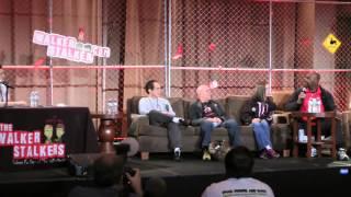 Eugene Clark Panel  Walker Stalker Con Nov 2013 A M12500281
