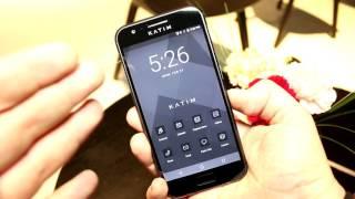 DarkMatter Katim Krypto-Smartphone im Hands-on [MWC 2017]