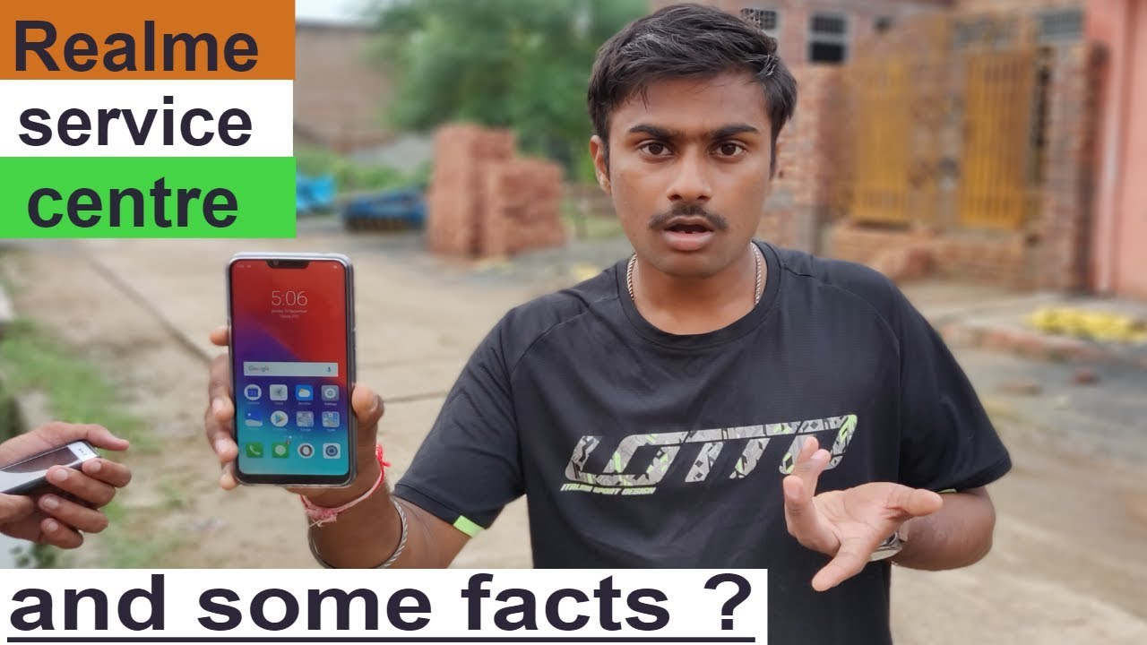 Realme service centre and some important information about realme ! Must  watch ?