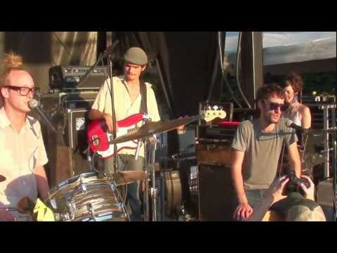 Thunder Body - Rochester Jazz Festival 6-30-2012