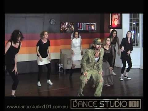 Thriller at Dance Studio 101 Sydney
