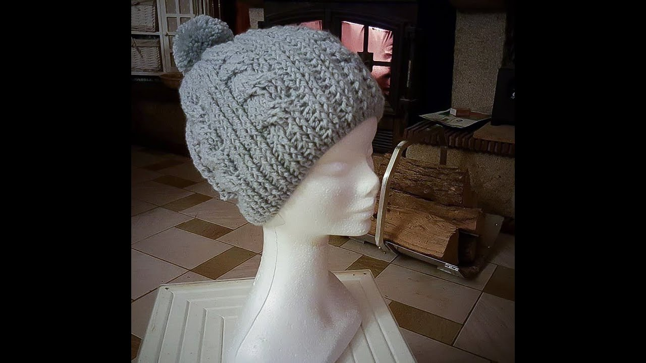 Comment faire un bonnet avec torsades au crochet 2eme - Comment faire un diapo avec open office ...