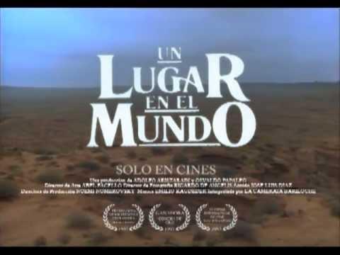 Trailer   Un lugar en el mundo - YouTube 21e685e45bbc4