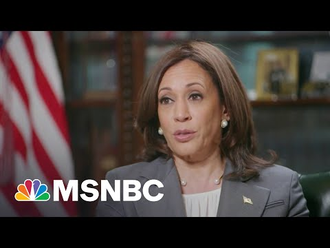 Vice President Kamala Harris: Don't Let Others Tell You Who You Are