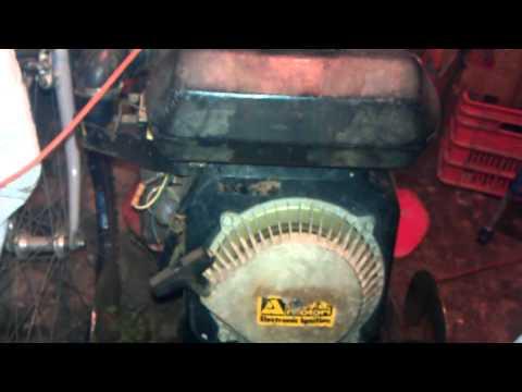 BCS 725  Motor Acme ALN 330 wb 10 cv | Doovi