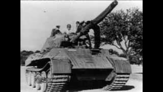 Panzer V Panther. Carro armato. Documentario (ITA)