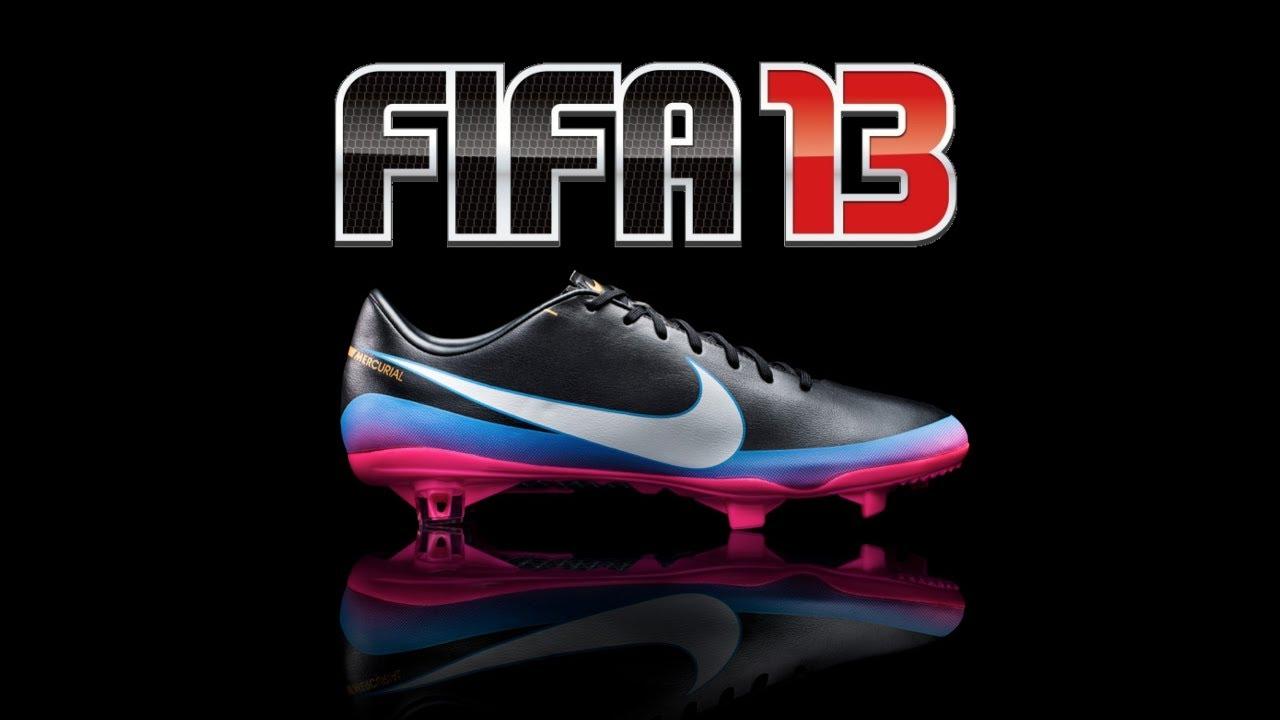 Cristiano Ronaldo New Boots Nike Mercurial Vapor 8