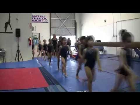 PDA USA Gymnastics Flower Power Meet 2013