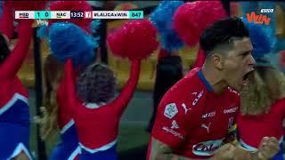 Medellín vs. Nacional (2-1) | Liga Aguila 2018-II | Fecha 13