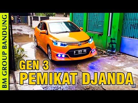 2015 Orange | Gen 3 Pemikat Djanda
