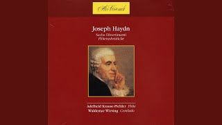 Divertimento in F Major (after J. Haydn