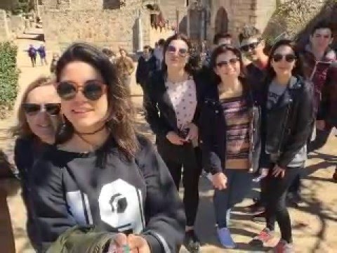 Viaje a Portugal alumnos IES Virrey Morcillo