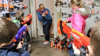 Nerf War:  Mail Time Mayhem 36