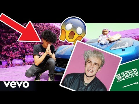 THE ARABIC JAKE PAUL... | DYLER Samoly (EXCLUSIVE MUSIC CLIP) REACTION