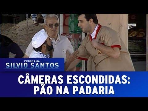 Pão na Padaria | Câmeras Escondidas (05/11/17)