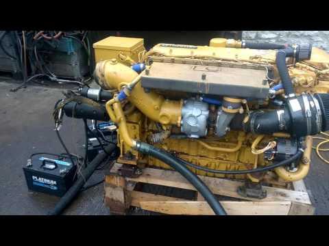 Caterpillar 3126 350hp Marine Diesel Enigne