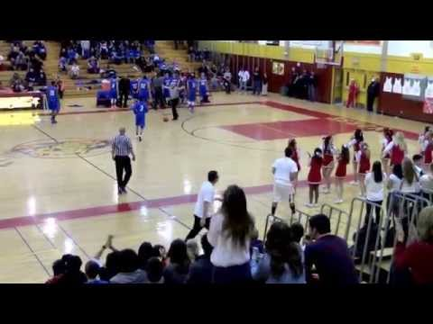 Jonah Radebaugh Dunk - Northglenn High School vs Thornton High School