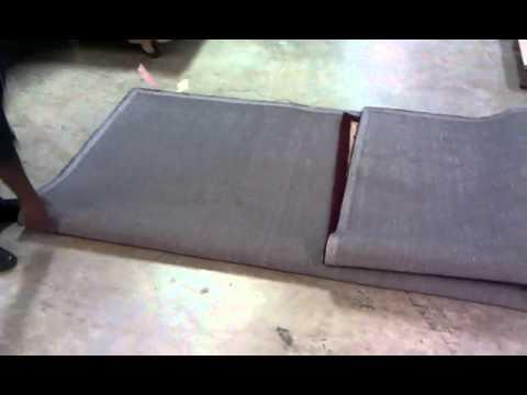 Palletizing 8x10 rugs