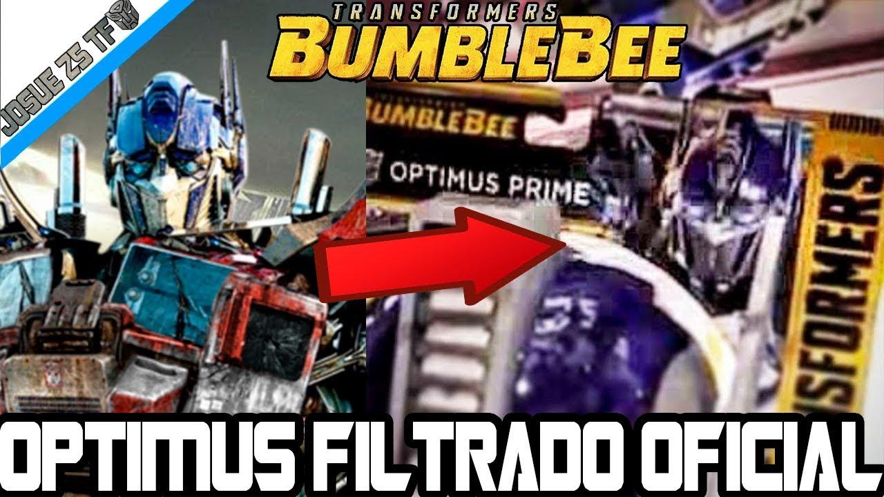 Diseno Filtrado Real De Optimus Prime De Transformers Bumblebee
