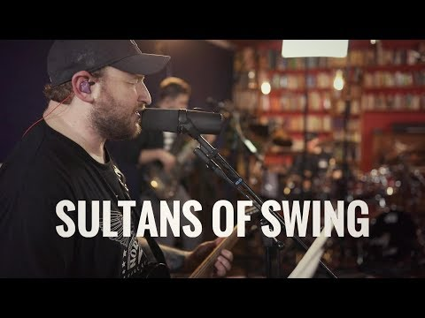 Sultans of Swing (Dire Straits Cover) - Martin Miller & Josh Smith - Live in Studio
