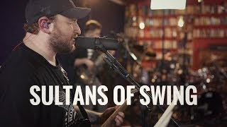 Sultans of Swing (Dire Straits Cover) - Martin Miller & Josh Smith - Live in Studio