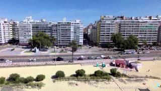Barrio y Playa Pocitos, Montevideo, Uruguay Desde Lo Alto(Video aéreo de las ramblas de Pocitos una mañana de verano. Más fotos y videos aéreos en http://www.UruguayDesdeLoAlto.com Fotos del barrio Pocitos: ..., 2015-02-09T10:25:06.000Z)