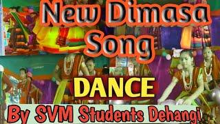 New Dimasa song Dance /SVM students /Dehangi