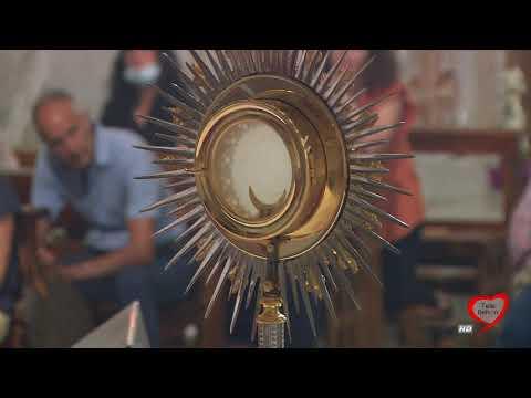 Con il Dio della Vita... Adorazione Eucaristica - 17 Luglio 2020