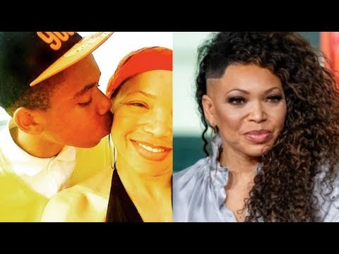 Tisha Campbell Breaks Down In Tears By Revealing Her Son's Autism