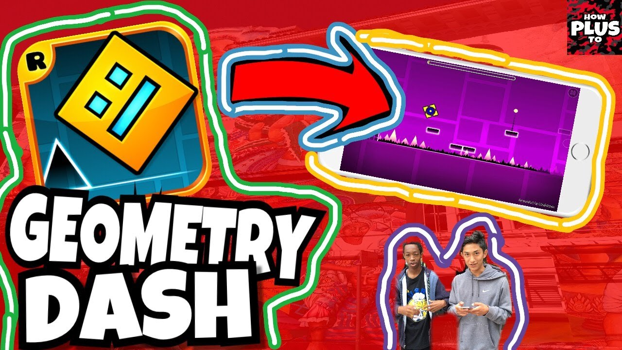 How To Get Geometry Dash For Free On Any Ios Device No Jailbreak 2017 Youtube