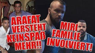 ARAFAT DROHT KOLLEGAH SCHLÄGE AN! - Der Beef ist am ESKALIEREN! Ali Bumaye vs. Kollegah