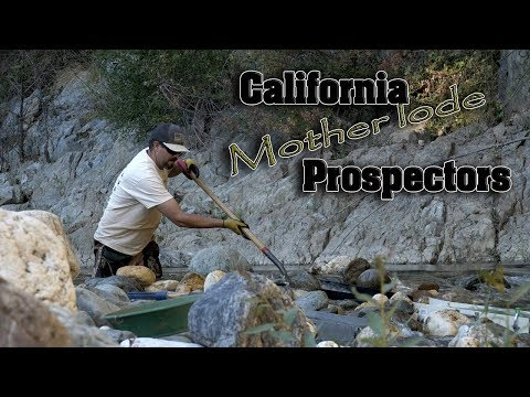 Welcome To The California Mother Lode Gold Prospecting Channel