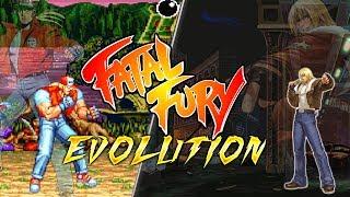Fatal Fury Evolution (1991 - 1999)