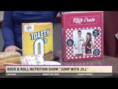 Jump with Jill on WZZM 13