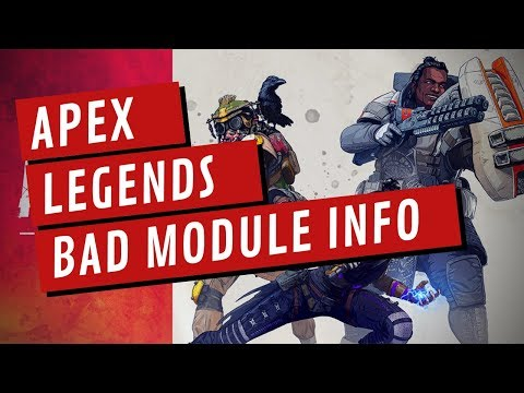 Apex Legends - How To Fix Bad Module Info Has Stopped Working