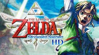 Skyward Sword HD is Fantastic