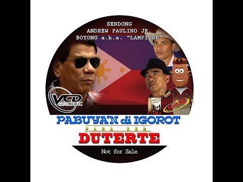 "Igorot Movie for "" DUTERTE """