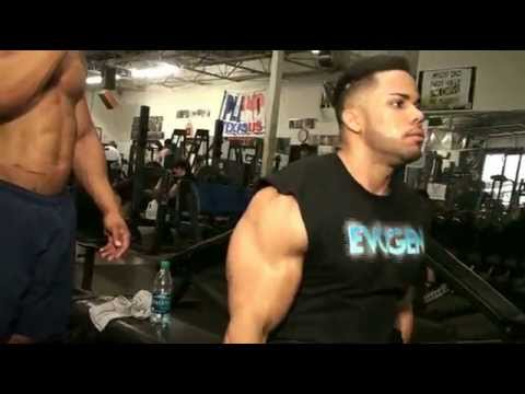 Midsummer Muscle 1: New DVD with Cody Montgomery, Irizarry