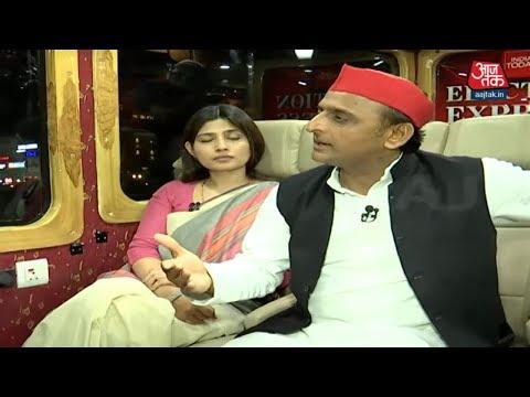 काशी से तेज बहादुर को टिकट पर बोले अखिलेश | Akhilesh Yadav Exclusive Interview