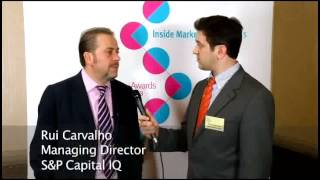 Download 2013 IRD Awards, Rui Carvalho, S&P Capital IQ